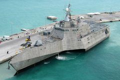"1/96 52.5"" LCS-2 USS Independence"