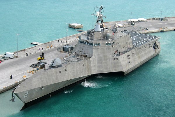 """1/96 52.5"""" LCS-2 USS Independence"""