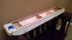 "47"" Mississippi Cargo Rake Barge"