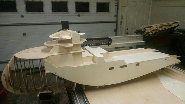73 Quot Anchor Handling Full Kit Barracuda Rc Boats