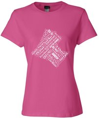 Ladies Loudoun County Breweries T-Shirt