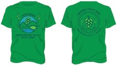 Shenandoah Valley Green Breweries Shirt