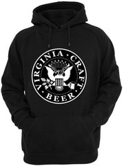 Virginia Craft Beer Hoodie Sweatshirt