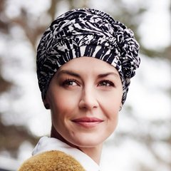 Christine Headwear YOGA TURBAN 2000-0501