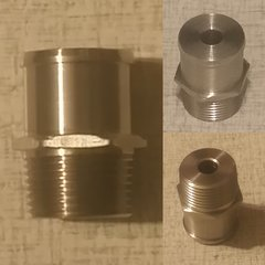 BRF Bypass Restrictor Fitting