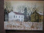 Doc Warner's Homestead Canvas