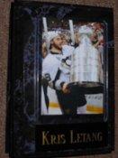 Kris Letang Sports Plaque