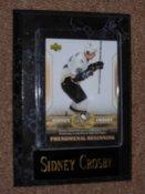 Sidney Crosby Sports Plaque