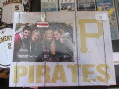 P. Pirates Clip Frame