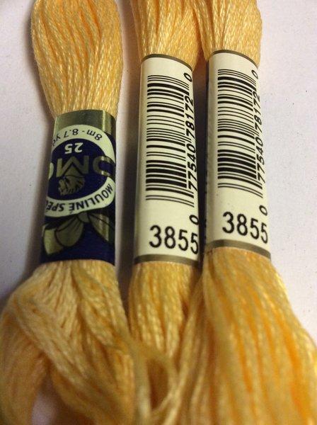 Dmc Embroidery Floss 3855 Suncatcher Crafts
