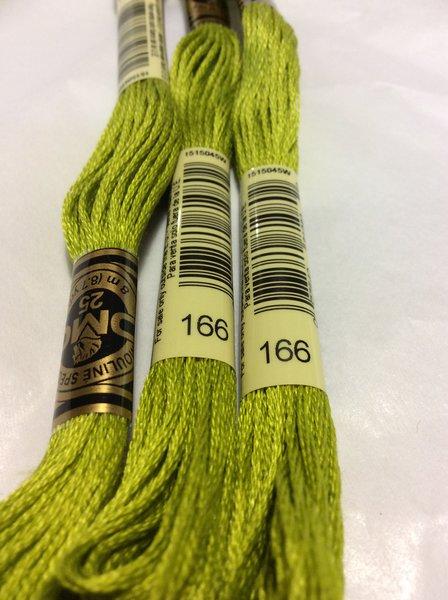 Dmc Embroidery Floss 166 Suncatcher Crafts