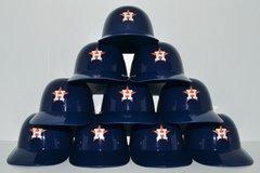 Houston Astros (10) Ice Cream Sundae Helmets (free shipping)