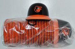 Baltimore Orioles (20) Ice Cream Sundae Helmets (free shipping)
