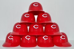 Cincinnati Reds (10) Ice Cream Sundae Helmets (free shipping)