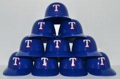 Texas Rangers (10) Ice Cream Sundae Helmets (free shipping)