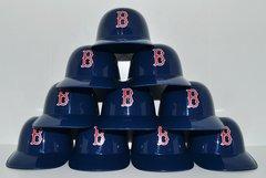 Boston Red Sox (10) Ice Cream Sundae Helmets (free shipping)