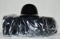 Blank Black Lot of (20) Ice Cream Sundae Helmets (free shipping)