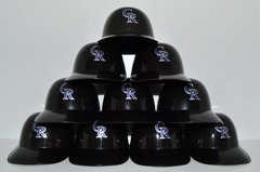 Colorado Rockies (10) Ice Cream Sundae Helmets (free shipping)