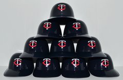 Minnesota Twins (10) Ice Cream Sundae Helmets (free shipping)