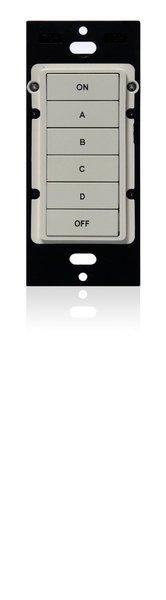 Leviton HLC Room Controller Custom Button