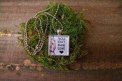 You Can't Ban Love Necklace