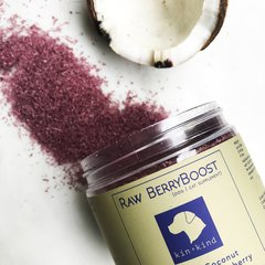 kin + kind Raw BerryBoost (dog/cat supplement)