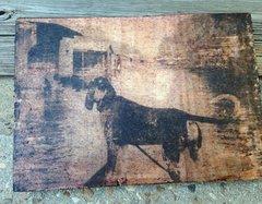 Custom Wooden Artwork by Mariah