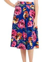 Camille Botanical Blooms Skirt