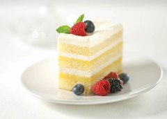 Green Lemon Shortcake