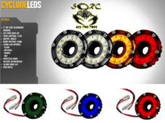 KC HiLiTES CYCLONE LEDs