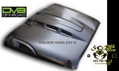 DV8 HEAT HOOD JEEP JK