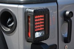 LED TAIL LIGHTS JEEP JK