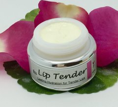 Lip Tender, for Dry, Cracked & Peeling Lips. Lip Gloss & Best Lip Balm for Dry & Chapped Lips. Natural Lip Balm, With Lanolin, Mango & Shea Butter.