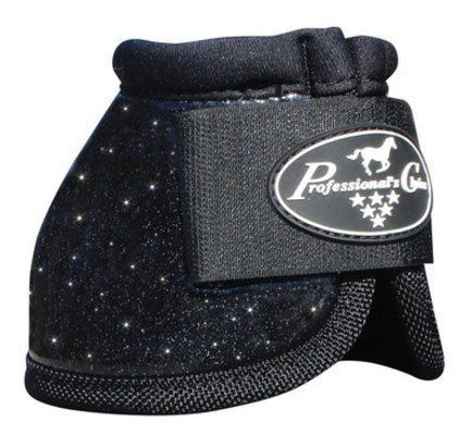 Secure-Fit Overreach Boot, Small, Black Sparkle