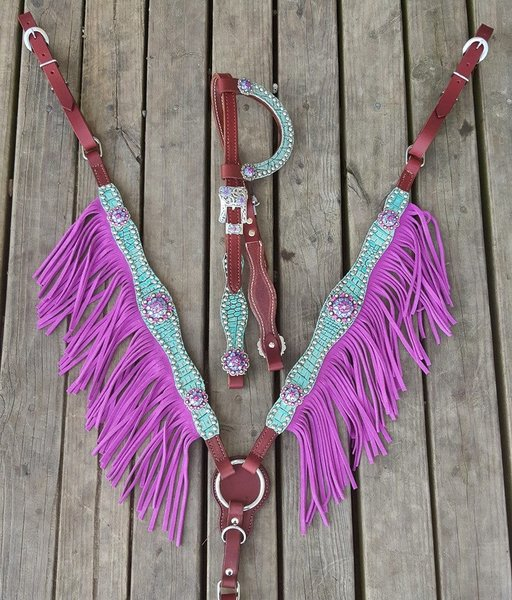 Custom Made Alleyway Tack Set