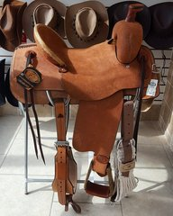 Double J Ranch Roper Roughout