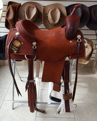 Double J Cutter Saddle