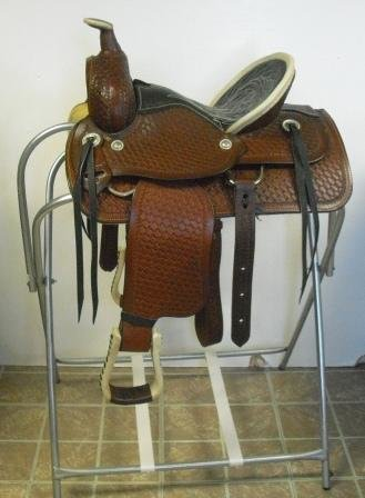 13in High Back Youth Roper