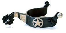 Ranger Star Brown Steel