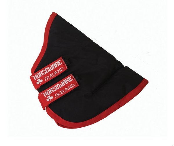 Rambo® Supreme Hood, 150g, Black w/ Red Trim