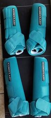 GORGEOUS Teal Iconoclast Boots