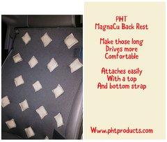 PHT MagnaCu Back Rest