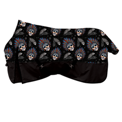 Oxbow Sugar Skulls 600 Denier Blanket