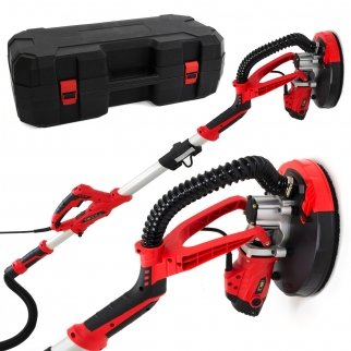 750 watts adjustable drywall sander tool dry wall with carrying case