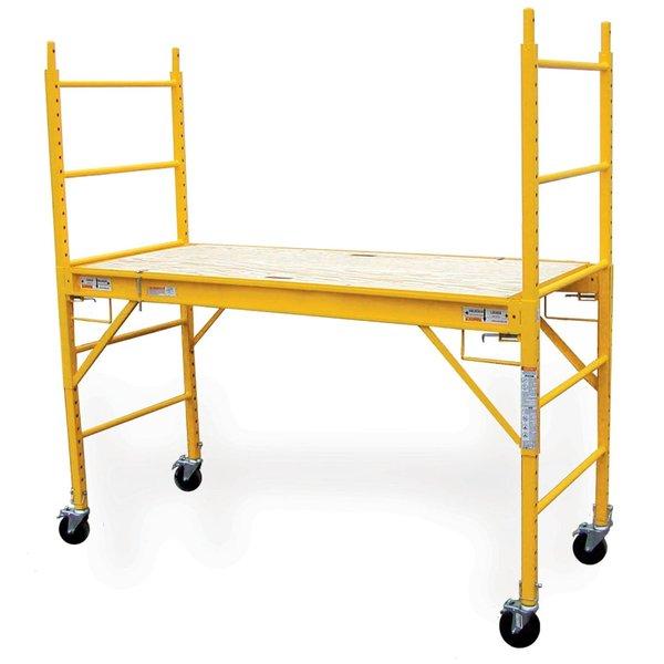 Multi-Purpose Rolling Scaffolds -1000-Lb. Capacity