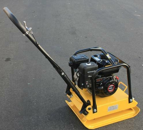 6.5HP Gas Plate Compactor Tamper Rammer