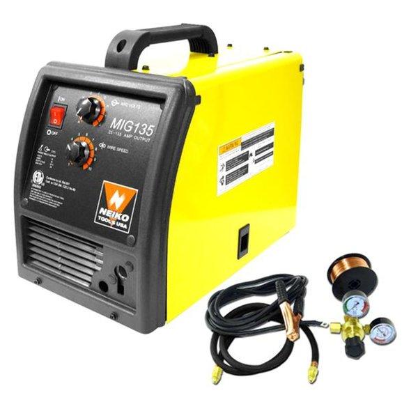 135 Amps Flux/Mig Welder ETL / CETL Certified