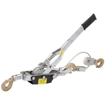 5 ton Heavy duty Power Puller 3 Hooks 2 Gears
