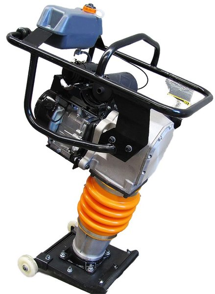 6.5HP 196cc Gas power Impact Rammer Jumping Jack Compactor Tamper
