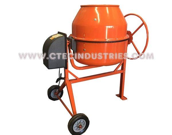Electric Cement Mixer 8.83 Cubit Feet